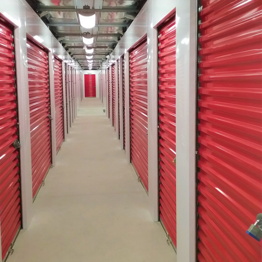 Lin-Wood Self Storage, Lincoln Woodstock Campton, Storage ...